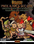Darkfast Dungeons: Mice & Rats