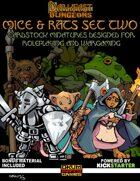 Darkfast Dungeons: Mice & Rats Set Two