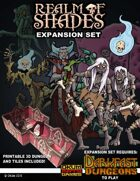 Darkfast Dungeons Expansion Set One: Realm Of Shades