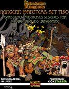 Darkfast Dungeons: Dungeon Monsters Set Two