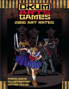 Okumarts Art Rates Guide 2016
