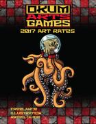 Okumarts Art Rates Guide 2017