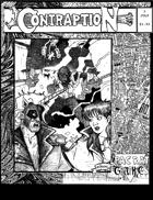 Contraption: The Adventure of the Black Unicorn (Part Three)