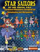Star Sailors Set One: Magical Girls