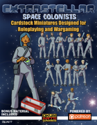Extrastellar Set Two: Space Colonists