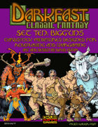 Darkfast Classic Fantasy Set Ten: Bigg'uns