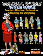 Gramma World: Adventure Grammas