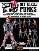 Spot Of Bother Set Three: Punks