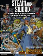 Darkfast Dungeons Expansion Set Two: Steam & Sword