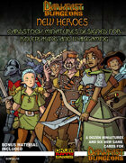 Darkfast Dungeons: New Heroes