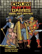Okumarts Art Rates Guide 2019