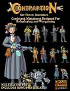 Contraption Set Three: Inventors