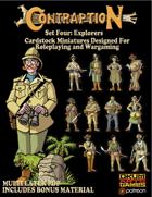 Contraption Set Four: Explorers