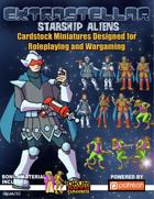 Extrastellar Set Twelve: Starship Aliens