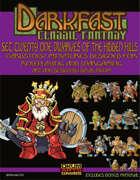 Darkfast Classic Fantasy Set Twenty One: Dwarves of the Hidden Hills