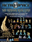 Retro Space Set Thirteen: Alien Flora