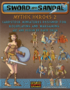 Sword and Sandal: Mythic Heroes Set Two