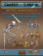 Sword and Sandal: Mythic Monsters Set Two