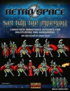 Retro Space Set Two: The Imperiax