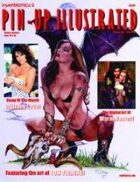 Vamperotica's Pin-Up Illustrated #1