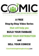 COMIC PUBLISHING BOOT CAMP [BUNDLE]