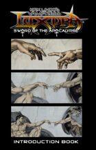 Luxura: Sword of the Apocalypse Introduction Book