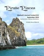 Pirate Places: Warlock's Journal Contest #12