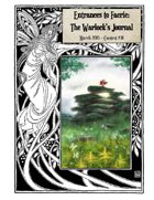 Entrances to Faerie: Warlock's Journal Contest #18