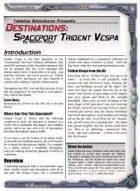 Destinations: Spaceport Trident Vespa