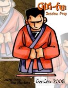 GM-fu: Session Prep