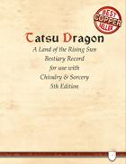 Bestiary - Tatsu Dragon