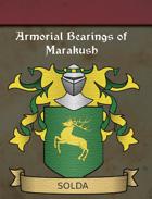 Armorial Bearings of Marakush, vol. 1