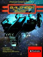 Spaceship Owner's Manual 3 Galsheen