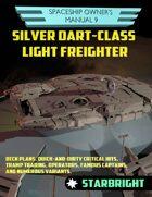 Spaceship Owner's Manual 9 Silver Dart