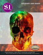 Savage Insider Issue #6: Holidays and Havoc