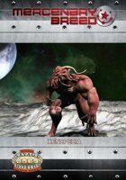 Mercenary Breed: Xenopedia (Savage Worlds)