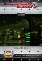 Mercenary Breed: Mastermind (Savage Worlds)