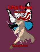 Little Heroes: Coloring Book