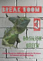 Break Room 3: Basilisk Green