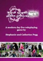Super Sparkle Action Princess GX!