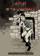 Exiles Of The Wicked Maze