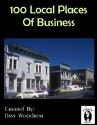 100 Local Places Of Business