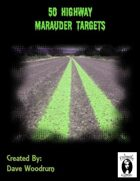 50 Highway Marauder Targets