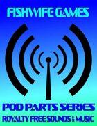 Pod Parts 03- Teleporter Jazz (Royalty Free Music)