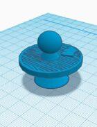Fortune Teller's Table (STL 3D Print File)