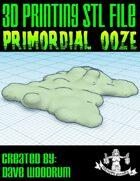 Primordial Ooze (3D Print)