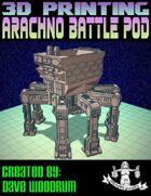 Arachnopod (Battle Pod Type 2)