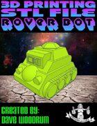 Rover Bot (3D Printing)