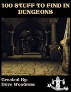100 Stuff To Find In Dungeons