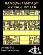 Random Fantasy Storage Roller